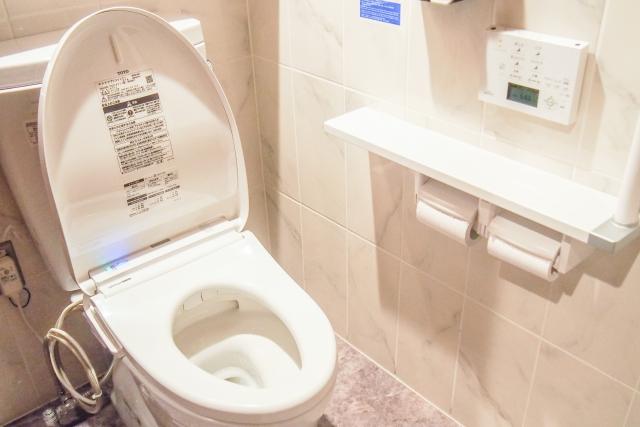 トイレ・洗面台クリーニング